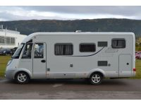 Je donne Camping-car Fiat Ducato Hymer
